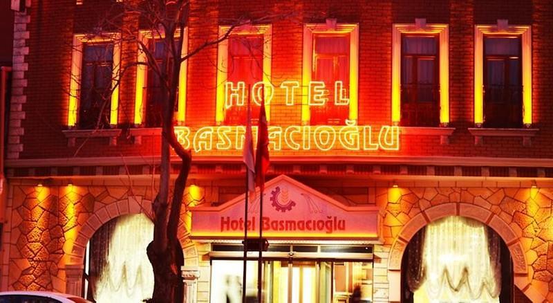Basmacıoğlu Hotel Isparta