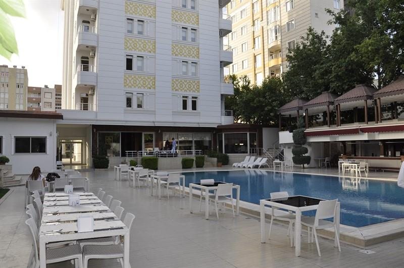 Bozdoğan Hotel