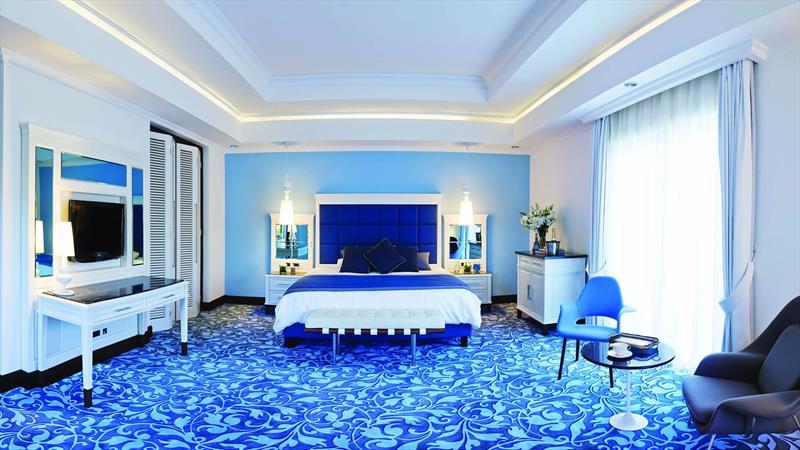 Azure Villa, Üç Yatak Odalı