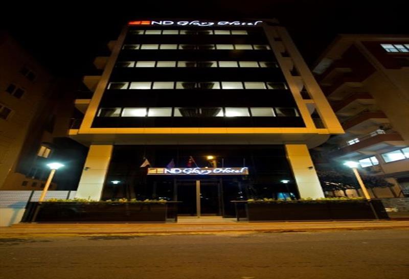 End Glory Hotel