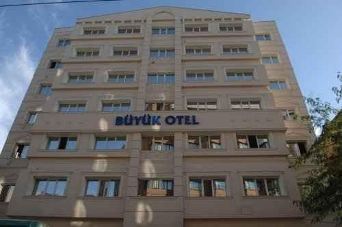Eskişehir Büyük Hotel