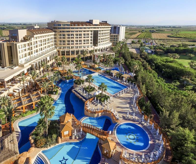 Fame Residence Lara & SPA Hotel