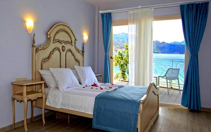Standart Oda, Deniz Manzaralı ve Balkonlu
