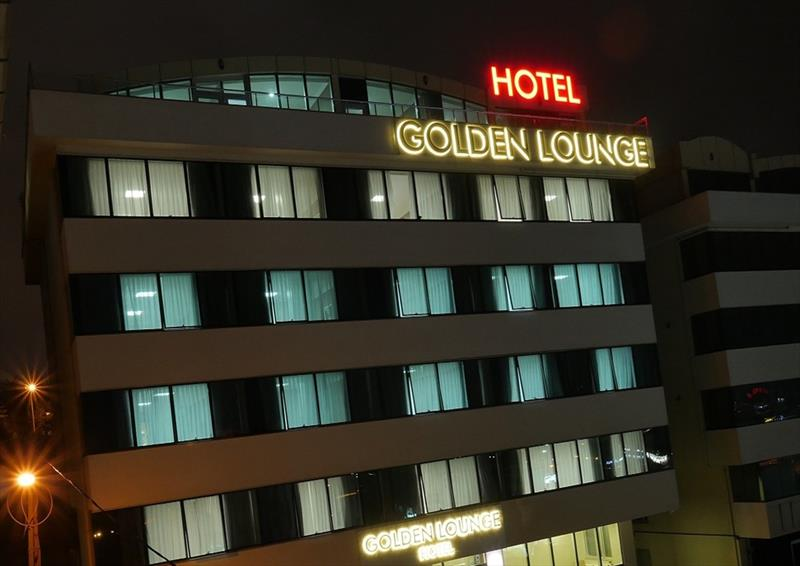 Golden Lounge Hotel