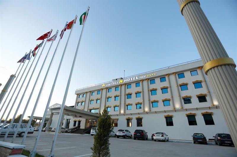 Grand Ali'n Hotel Tokat