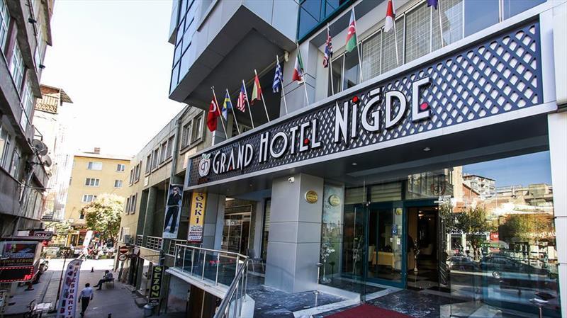 Grand Hotel Niğde