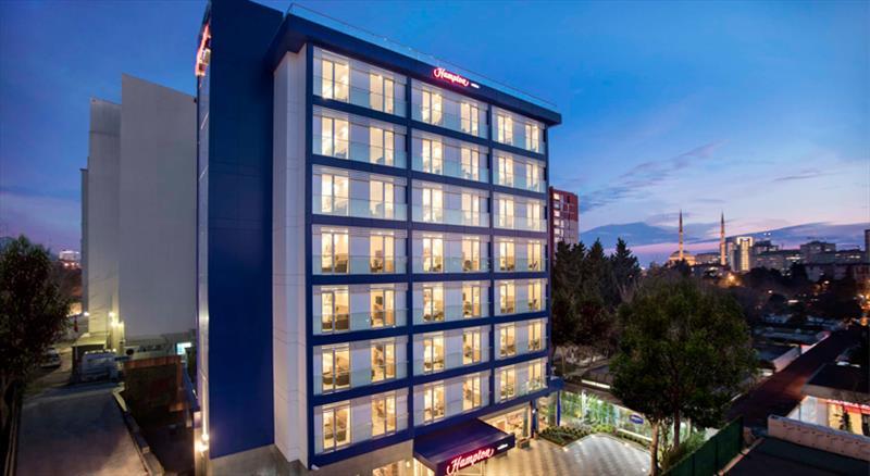 Hampton By Hilton İstanbul Ataköy