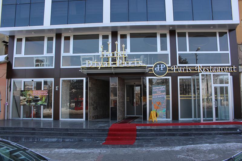 Hotel Diyar Paris