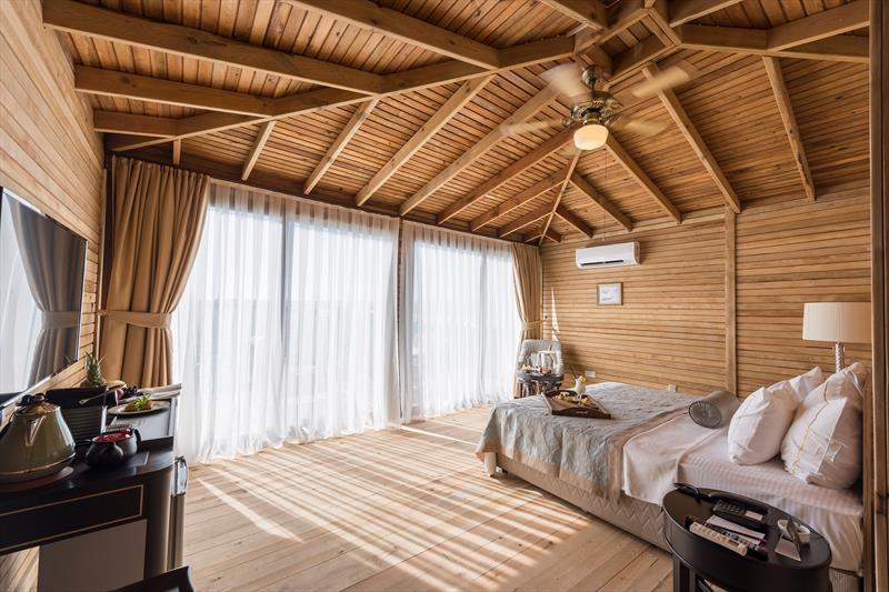 Villa Oda, Palm