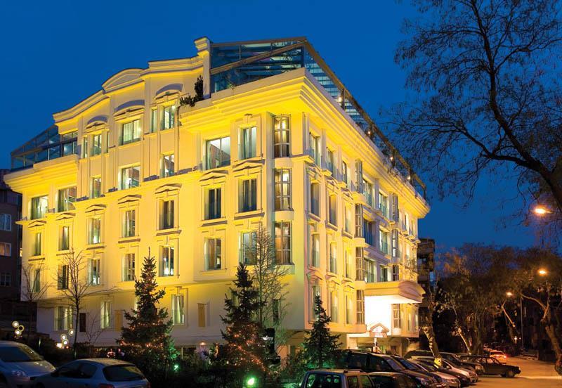 Limak Ambassadore Boutique Hotel