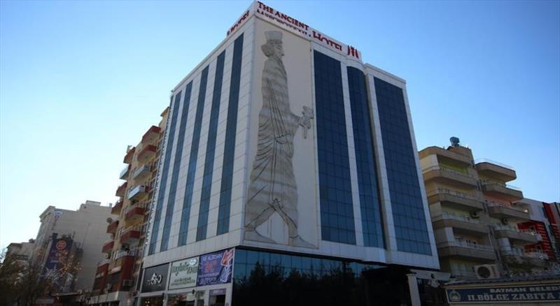 The Ancient Mesopotamia Hotel