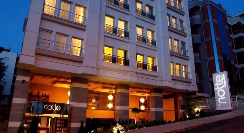 Notte Boutique Hotel