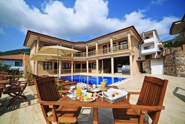 Portakal Otel Selimiye