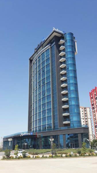Radisson Blu Hotel Diyarbakır