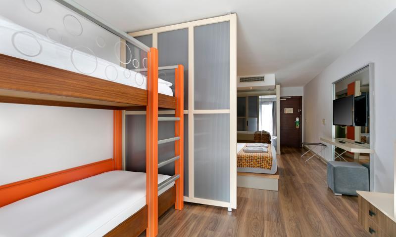 Otel Standart Ranzalı Oda