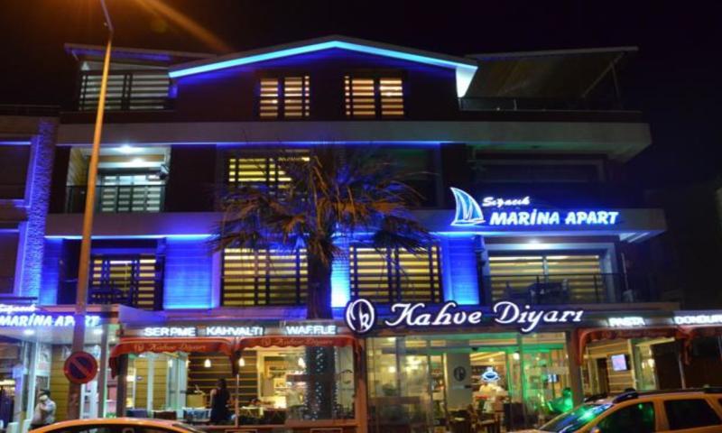Sığacık Marina Apart Hotel