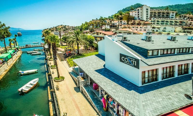 Turunç Bay Conti Boutique Hotel