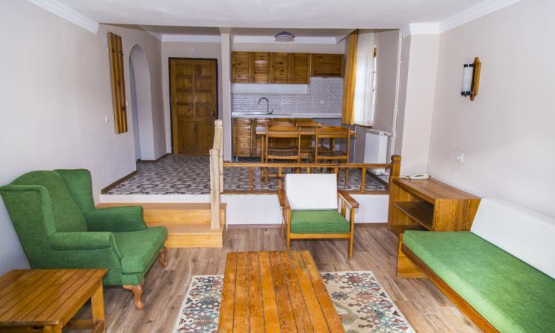 Tip 3 Aile Suite Villa