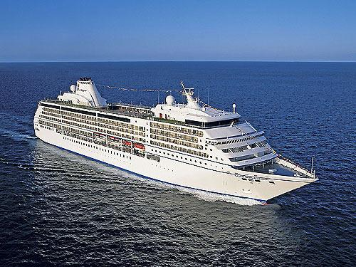 6* Regent Seven Seas Mariner Gemisi ile Vancouver'dan Seward'a 01 Temmuz 2020