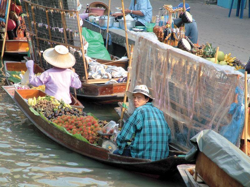 Bangkok-Phuket-Krabi Turu Qatar HY
