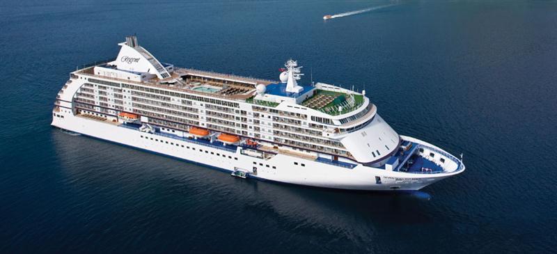 6* Regent Seven Seas Voyager Gemisi ile Barcelona'dan Lisbon'a  02.11.2020