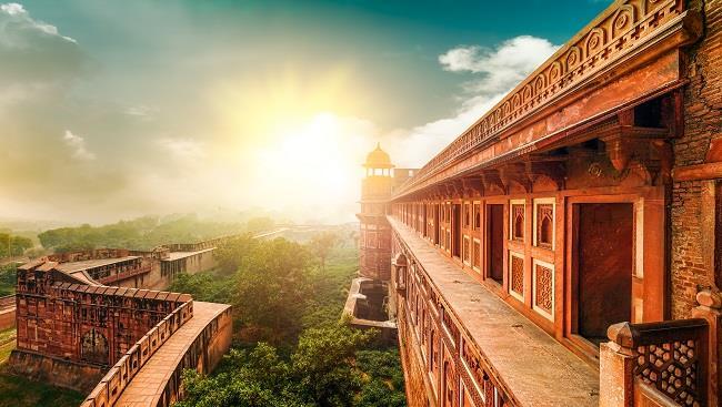 Fırsat Hindistan Altın Üçgen Turu (Agra-Jaipur-Delhi) Indigo Hava Yolları ile