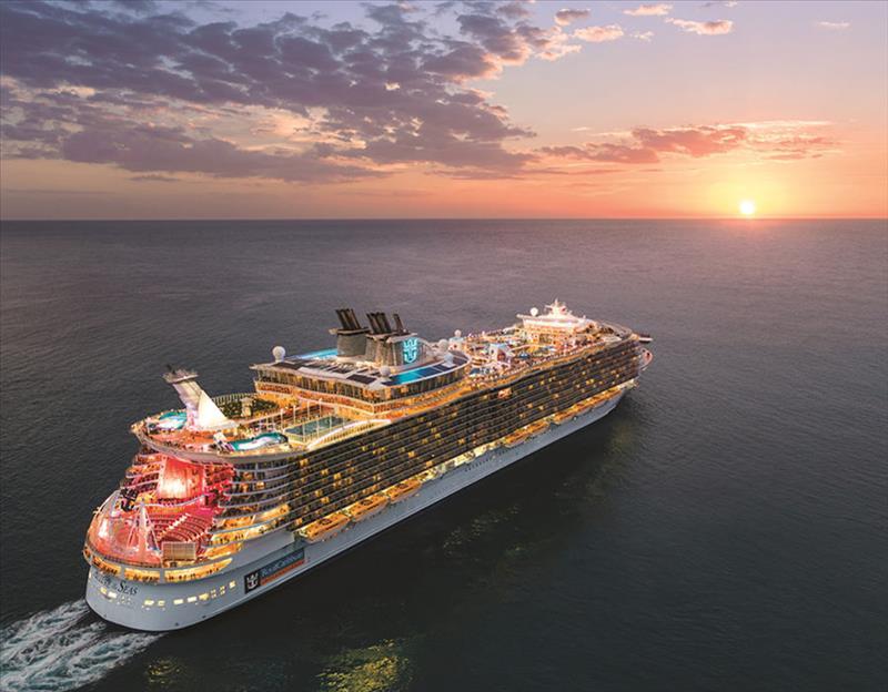 5* Allure of the Seas ile Doğu Karayipler 11 Mayıs,14 Eylül,05 Ekim 2019