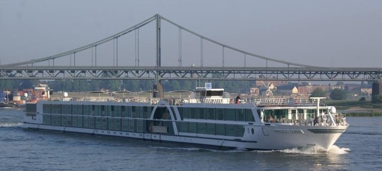 Amadeus Queen ile Tuna Nehri ve Orta Avrupa'da 4 Ülke  27 Haziran 2020