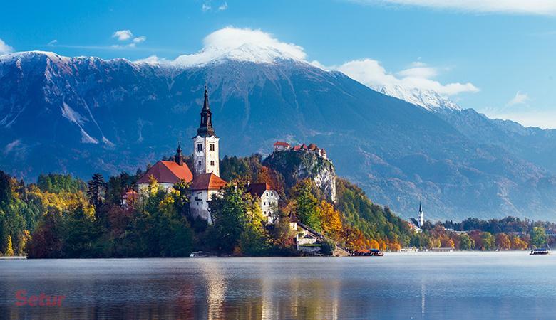 Ljubljana & Bled Gölü & Salzburg Turu