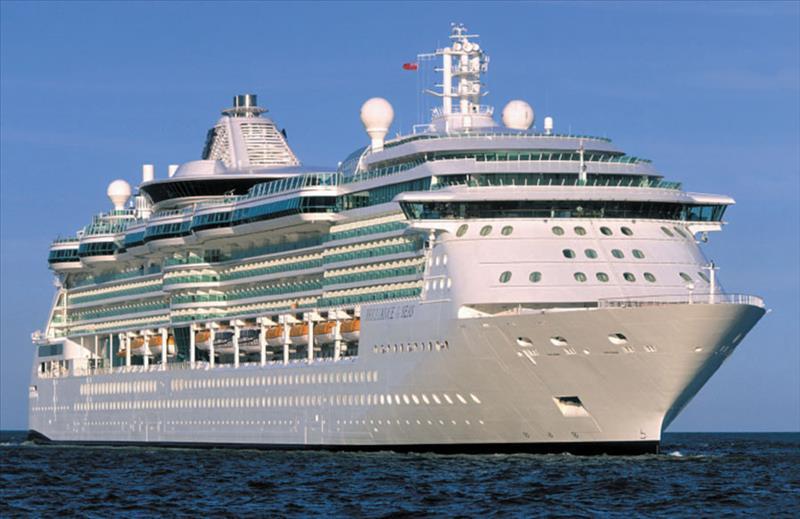 Brilliance of the Seas ile Büyük Britanya Kıyıları 18 Temmuz 2019