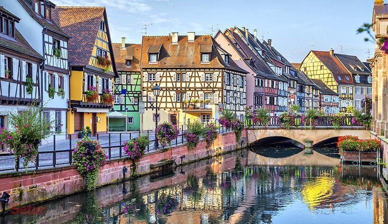 Alsace Turu - 29 Ekim (Strasbourg-Colmar-Baden Baden-Frankfurt)