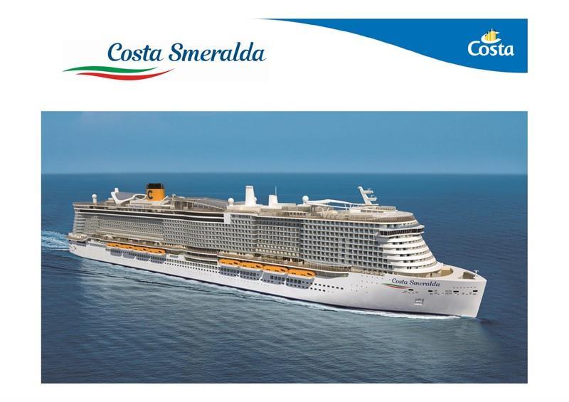 Costa Smeralda ile Batı Akdeniz 9 Kasım 2019