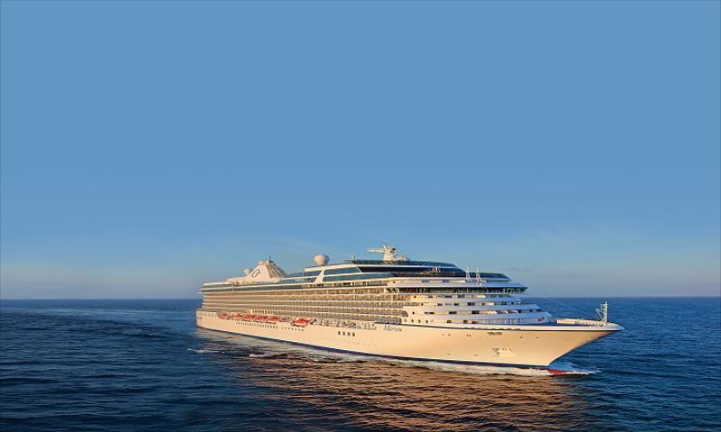 6* Oceania Marina ile Akdeniz 09 Kasım 2021