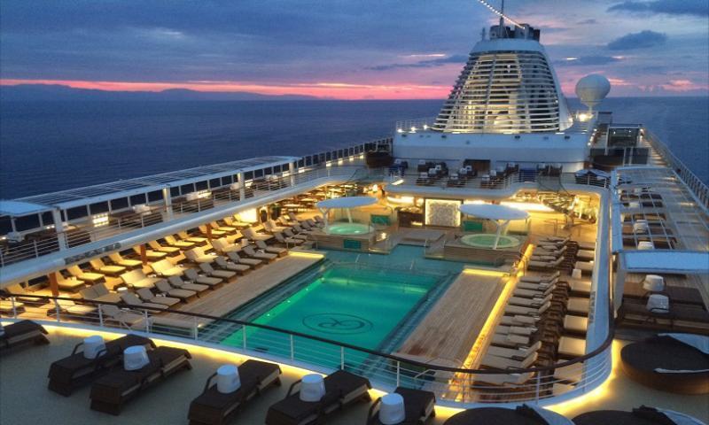 6* Regent Seven Seas Explorer Gemisi ile Istanbul'dan Atina'ya 14 Mayıs 2022