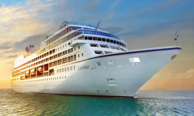 6* Oceania Sirena ile Istanbul'dan Dubai'ye 21 Kasım 2020