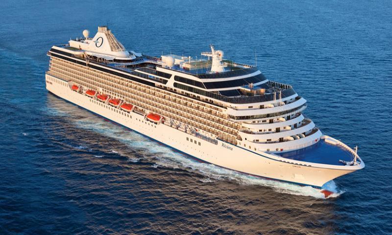 6* Oceania Riviera ile Roma'dan Barselona'ya 01 Eylül 2020