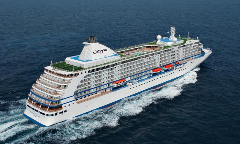 6* Regent Seven Seas Voyager Gemisi ile Istanbul Kalkışlı Yunan Adaları 30 Eylül 2020