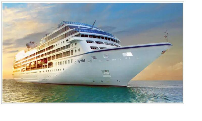 6*Oceania Sirena Panoramik Akdeniz 16 Ağustos 2019