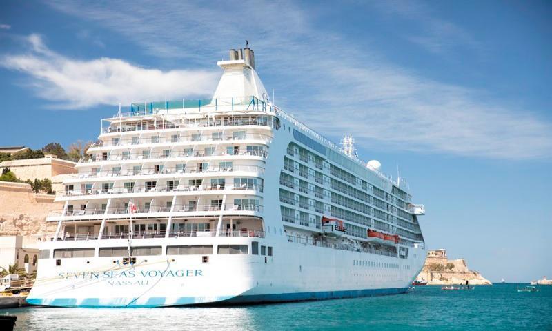 6* Regent Seven Seas Voyager Gemisi ile Istanbul Varışlı Sonbaharda Ege 16 Eylül 2020