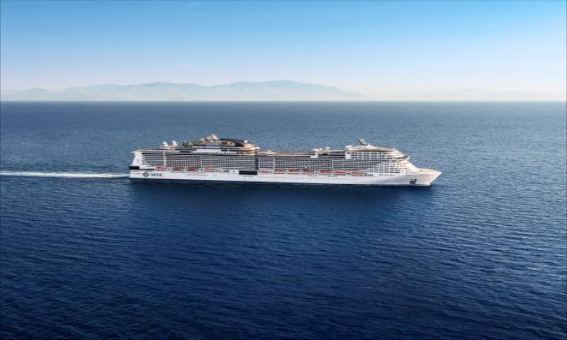 Msc Virtuosa ile Batı Akdeniz 03 Kasım 2020