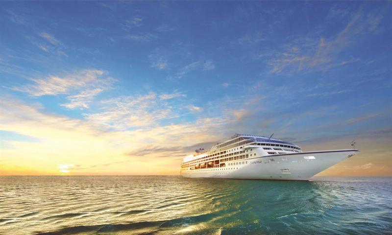 6* Oceania Sirena ile Monte Carlo'dan Venedik'e 21 Ekim 2020
