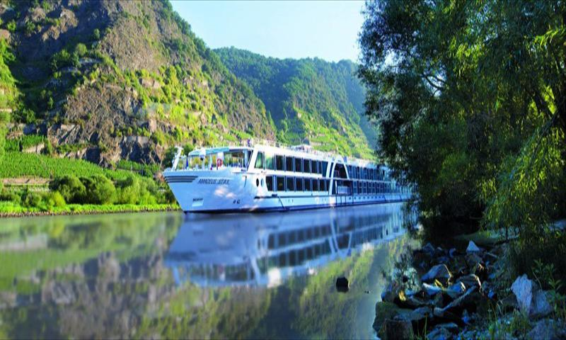 5* Dlx Nehir Gemisi Amadeus Star ile Romantik Ren & Muhteşem Mosel Nehri - 27 Temmuz 2020