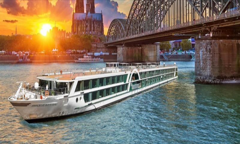 5* Dlx Nehir Gemisi Amadeus İmperial ile Romantik Ren & Muhteşem Mosel Nehri - 28 Temmuz 2020