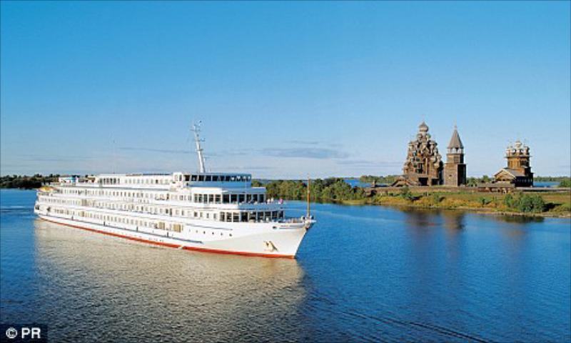 M/S Rublev Gemisi ile Volga Beyaz Geceler 12 Mayıs 2020