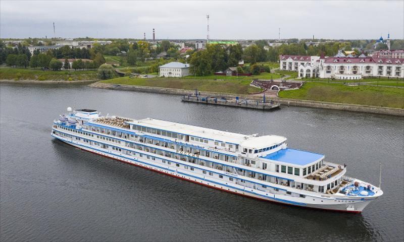 5* M/S  Rossia ile Volga Nehri Beyaz Geceler 19 Temmuz 2021