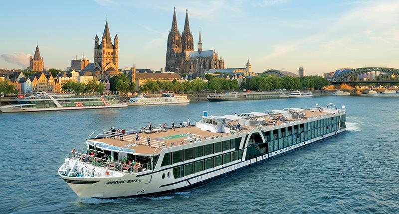 Amadeus Silver II ile Tuna & Orta Avrupa'da 4 Ülke 15 Haziran 2020