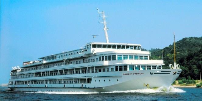 M/S Dnieper Princess Gemisi İle Dinyeper Nehri & Ukrayna (Vizesiz) 23 Haziran 2020