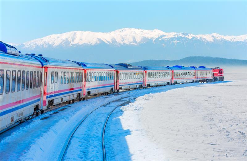 Turistik Doğu Ekspresi ile Kars Turu