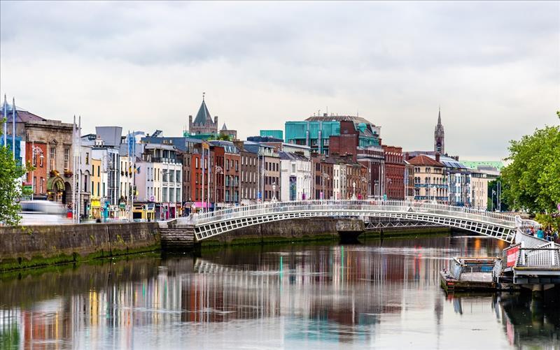 Büyük Britanya Turu (Edinburgh-Belfast-Dublin)
