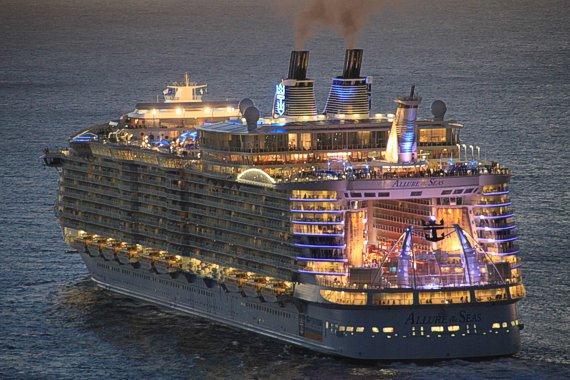 5* Allure of the Seas ile Doğu Karayipler 02,09 Kasım ve 07 Aralık 2019